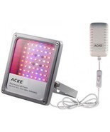 ACKE LED Grow Light Plant Light Full Spectrum For Seedlings Hydroponics ... - $44.49 CAD