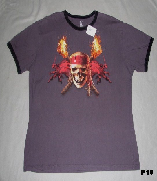 P15 pirate shirt front