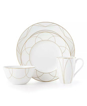 kate spade new york Arch Street 4 Piece Place Setting. NEW - $89.99