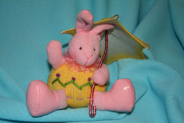 Russ Judy Lynn Collection Easter Egg Bunny w/ Umbrella - $6.50