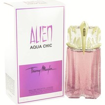 Alien Aqua Chic Perfume  By Thierry Mugler for Women 2 oz Light E... - $70.75