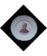 Antique President William McKinley Maddock Pottery Plate     - $17.50