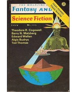 The Magazine of Fantasy and Science Fiction Jul... - $4.00