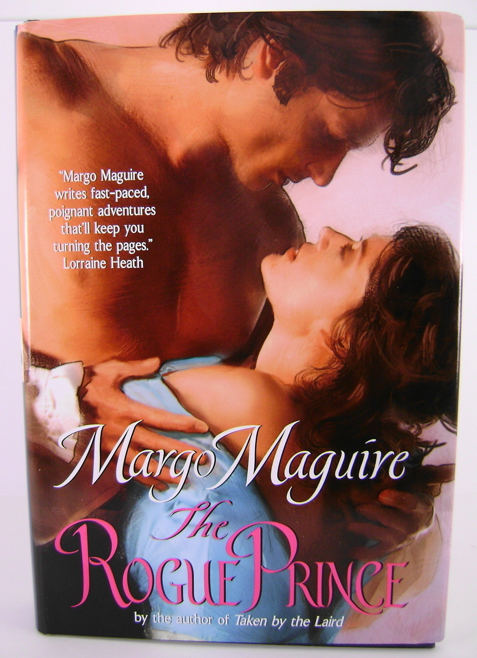 The Rogue Prince By Margo Maguire BCE HC