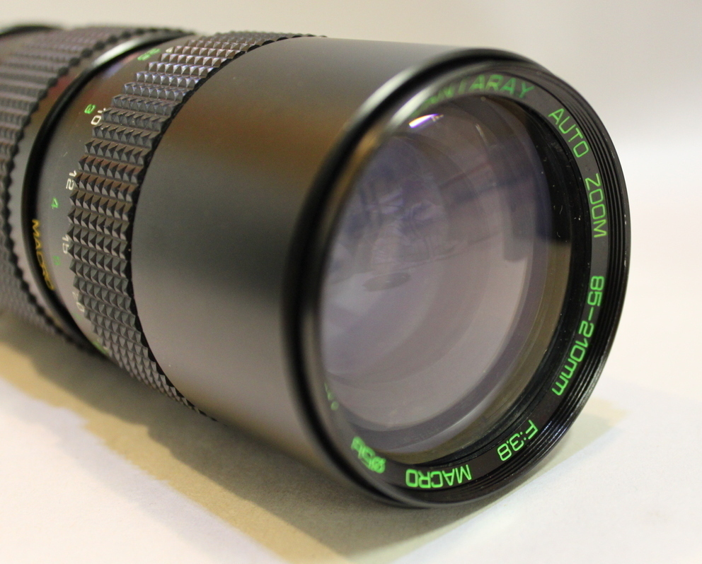 Primary image for Quantaray Auto Zoom Camera Lens 85-210mm 020088G