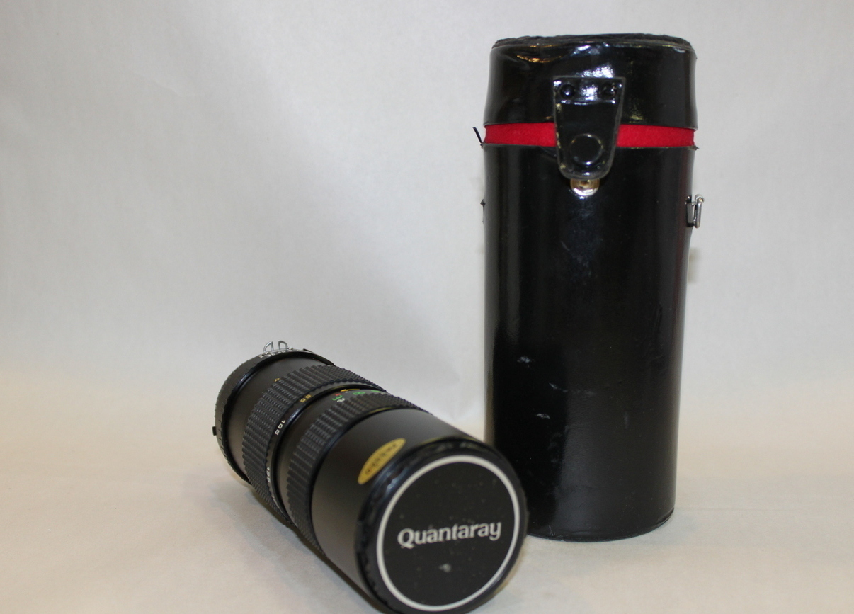 Quantaray Auto Zoom Camera Lens 85-210mm 020088G