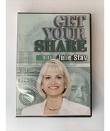 Brand New Get Your Share With Julie Stav DVD Sealed Finance - $11.88