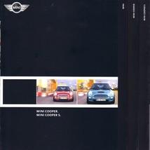 2003 Mini COOPER full line sales brochure catalog folder US 03 S - $8.00