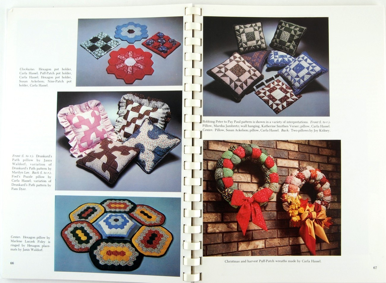 You Can be A Super Quilter! Carla Hassel Quilt Quilting Patterns for Beginners