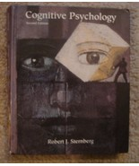 Cognitive Psychology by Robert J. Sternberg Hardcover - $20.00