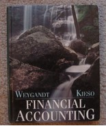 Financial Accounting Textbook Hardcover w/ Study Guide - $10.00