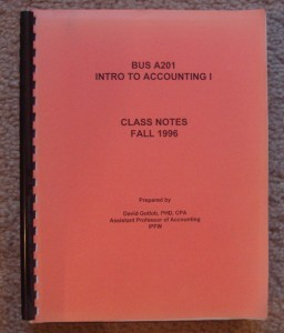 Financial Accounting Textbook Hardcover w/ Study Guide