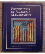 Foundations of Financial Management with Study Guide - $10.00