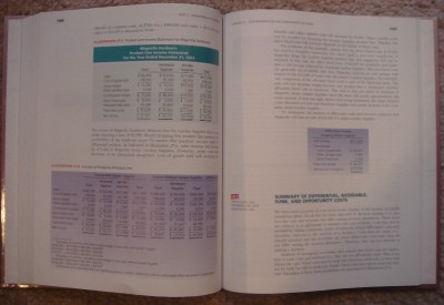 Introduction to Management Accounting with Study Guide
