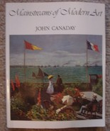 Mainstreams of Modern Art Paperback Book John Canaday - $40.00
