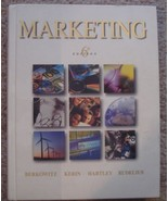 Marketing Hardcover w/CD & Study Guide Berkowitz 6th Ed - $20.00