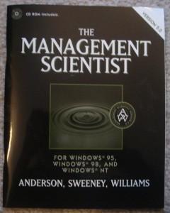 Quantitative Methods for Business w/CD & 2 Study Guides