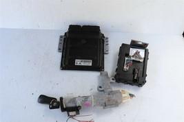 06 Nissan Pathfinder ECU ECM Computer BCM Ignition Switch W/ Key MEC80-461-A1 image 2