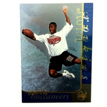 Warrick Dunn 1997 Upper Deck UD3 Rookie Card #15 NFL Buccaneers Falcons - $2.92