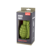 Silicone Grenade Ice Mold - £9.71 GBP
