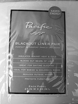 Pacific White Blackout Liner Pair image 2