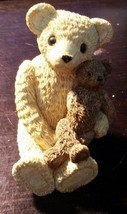 Teddy Bear with Bear - $8.00