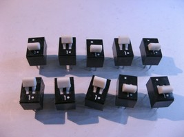 DIP Switch 2 Position Opposite Action SPDT Through Hole PCB Mount - NOS ... - $9.49