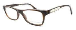 Ralph Lauren RL6115 5472 Women's Eyeglasses Frames 51-16-140 Brown Horn - $49.40