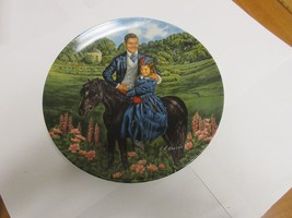 "Vintage 1985 Gone With The Wind  "" Bonnie & Rhett"" Collector's Plate By ... - $15.00"