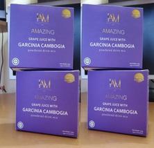 Quadro Pack - Amazing Grape Juice with Garcinia Cambogia - $135.00+