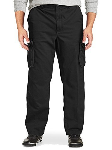 Men's Tactical Combat Military Army Cargo Pants Trousers Big Plus Sizes (44W, Bl