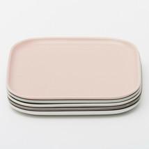 "Onban Ceramic Dinnerware Serving Plate 7.2"" 5-Colors Tableware Dishwashe... - $21.39"