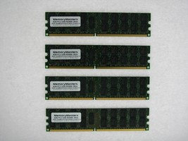 NOT FOR PC/MAC! 16GB (4x4GB) Dell PowerEdge SC1425 Memory RAM ECC REG TESTED