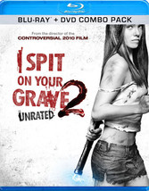 I Spit On Your Grave 2 (Blu-Ray/DVD/2 Disc)