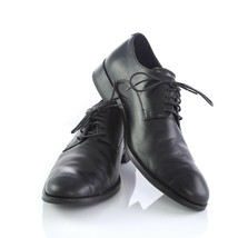 Cole Haan Black Leather Derby Oxfords Dress Shoes Mens 11 SN C12203 - $39.45