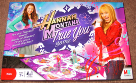 Hannah Montana True You Game 2008 Milton Bradley Excellent Condition - $20.00