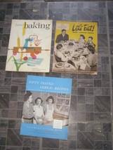 Recipes & Cooking Tips Vintage Booklet Lot Cereal Institute Procter & Ga... - $16.99
