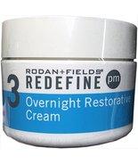 Rodan + Fields REDEFINE Overnight Restorative Cream (Creme), 30 mL/1.0 F... - $88.15