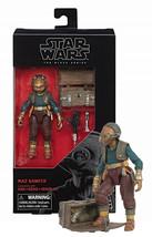 """Star Wars: The Black Series Maz Kanata 6"""" Figure Mint in Box - $14.88"""