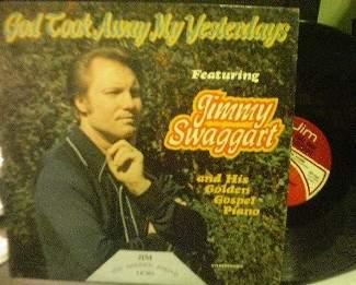 Jimmy Swaggart - God Took Away My Yesterdays - Jim LP 102