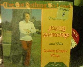 Jimmy Swaggart - I've Got Nothing to Lose - Jim Records LP 104