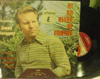 Jimmy Swaggart - At An Altar of Prayer - Jim LP 106