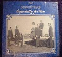 Songsters - Especially For You - Mark Five Records SO 5234