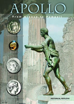 (DM 237) Apollo - From Greece to Pmpeii - $25.00