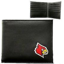 Louisville Cardinals Ncaa Licensed Mens Wallet - $19.00