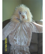 2-Pc LION COSTUME by CELEBRATION HALLOWEEN~Sz 24 Months~Poly - $9.99