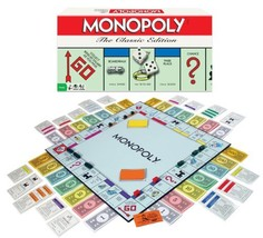 Monopoly Board Game The Classic Edition - $43.75