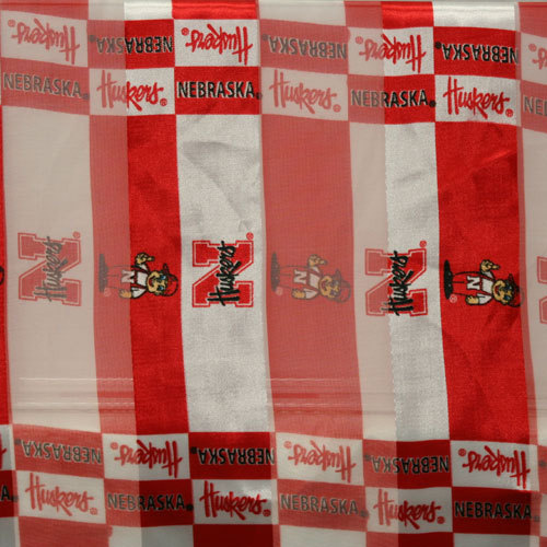 Primary image for Nebraska Cornhuskers Licensed Ncaa Polyester Scarf