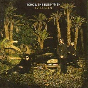 Echo & The Bunnymen Evergreen Cd (1997)
