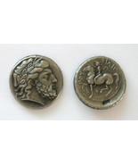 (DD-G 076) Tetradrachm of Phillip II Copy - $17.90